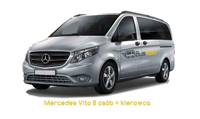 Mercedes Vito 8 osobowy